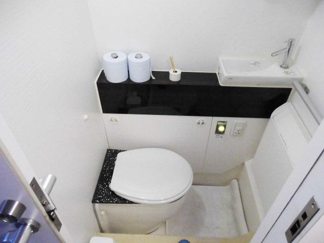 ドリームスリーパートイレ