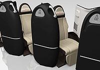 コクーンの座席配置