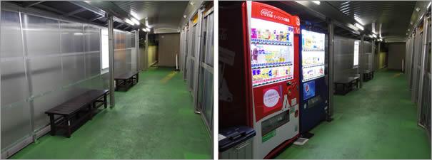 新宿南側バス駐車場2