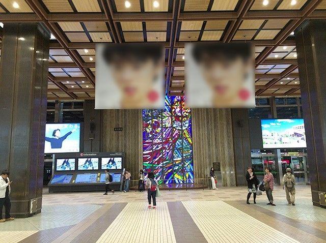 仙台駅中央口