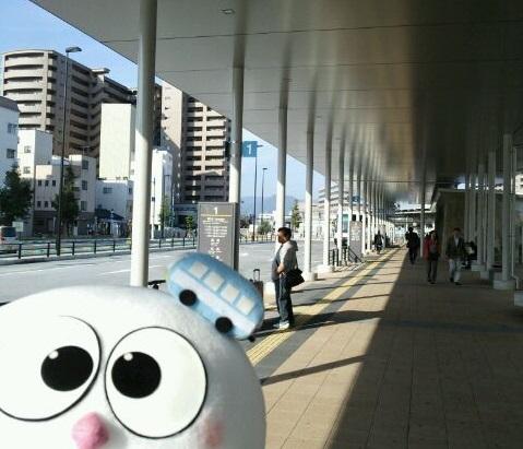 高松駅バスターミナル