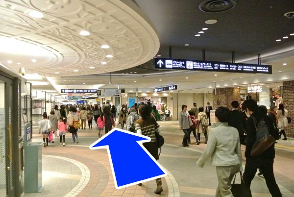東口バスターミナルアクセス04