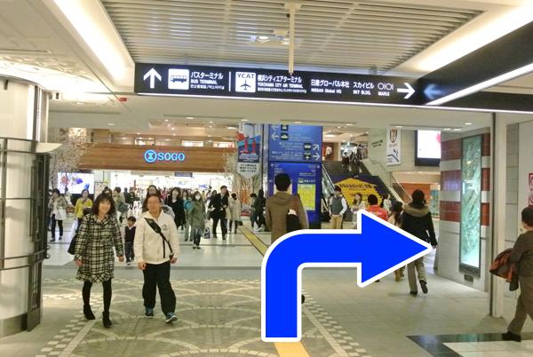 東口バスターミナルアクセス05