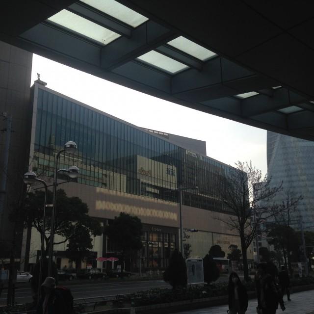 名古屋駅 景色