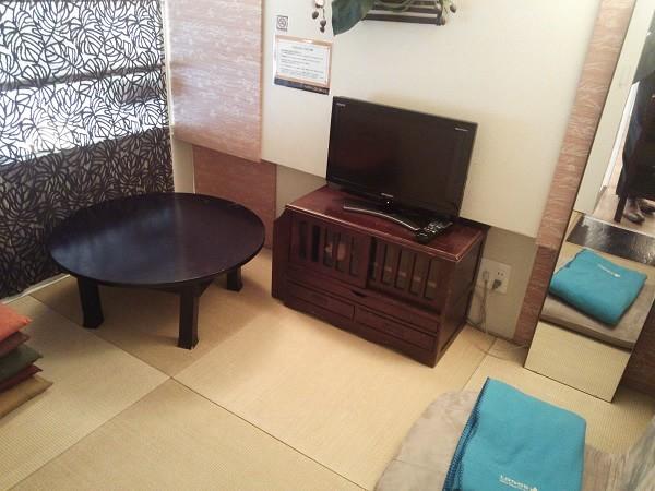 1Fロフト個室スペース