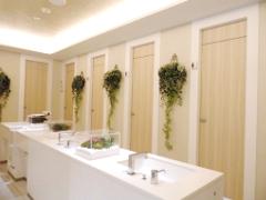 天神バスターミナル トイレ