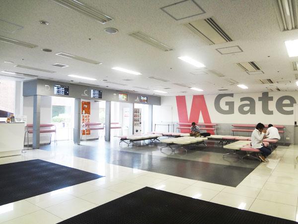 WILLERバスターミナル新宿ラウンジ