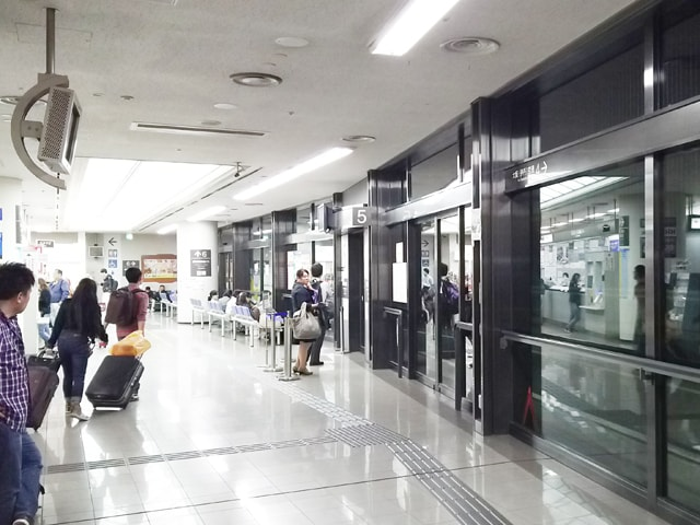湊町バスターミナル