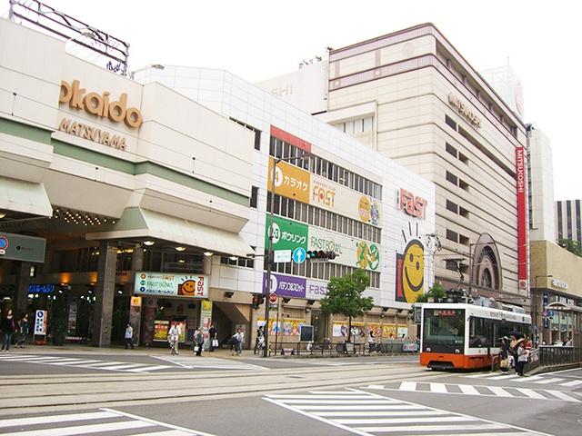 matsuyama okaido