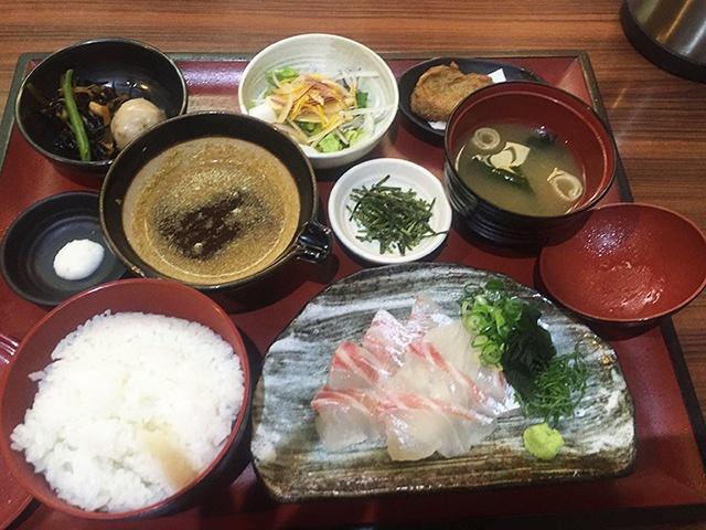 郷土料理 五志喜 宇和島風鯛めし