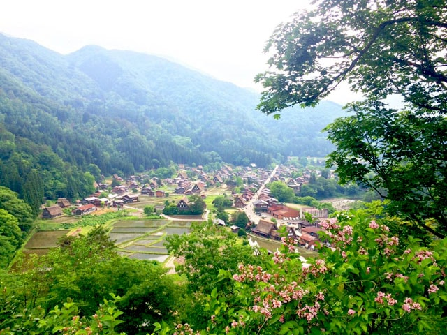shirakawago_view