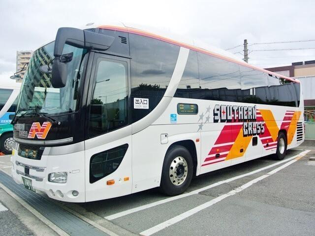 南海バス車両外観