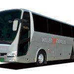 ウィラーの新型バス「Reborn(リボーン)」乗車体験記