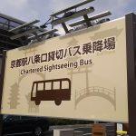 京都駅八条口高速バス停 概要&アクセスすべて見せます
