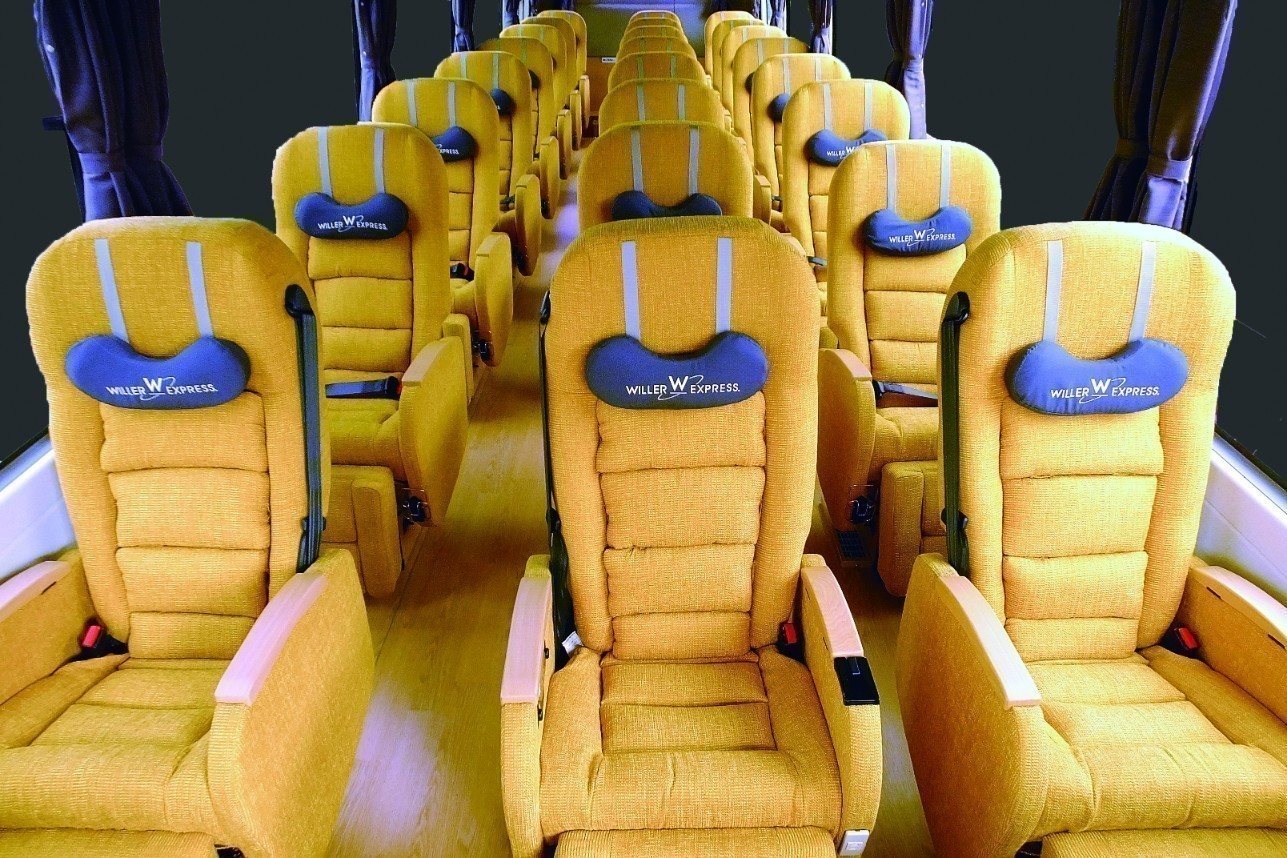 WILLER EXPRESS「ラクシア」普通の高速バスとどう違う?徹底検証